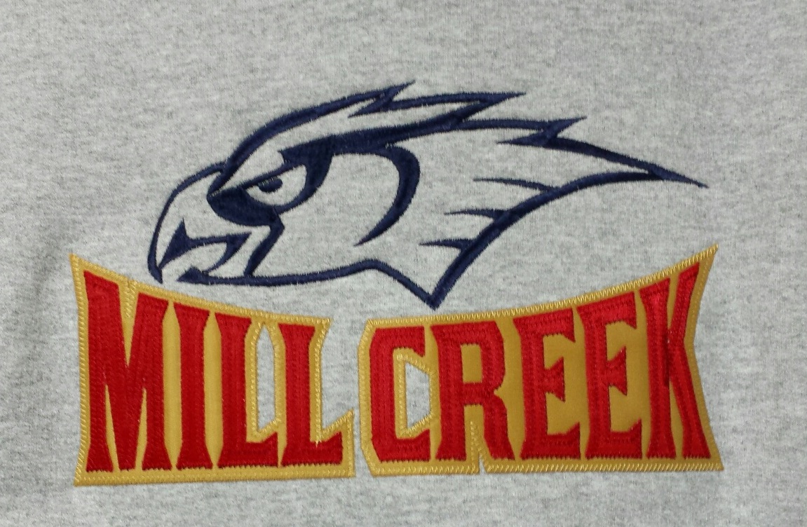 MillCreek2ColorApplique